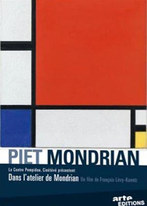 Rent Piet Mondrian: In Mondrian's Studio Online DVD Rental