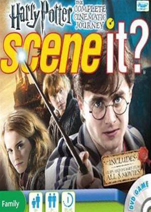 Rent Harry Potter: Scene It? DVD Game Online DVD Rental