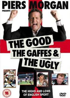 Piers Morgan: The Good, the Gaffes and the Ugly Online DVD Rental