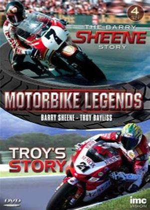 Motorbike Legends Online DVD Rental