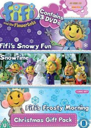 Rent Fifi and the Flowertots: Christmas Gift Pack Online DVD Rental