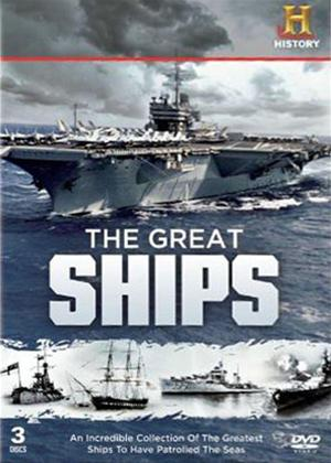 Rent The Great Ships Online DVD Rental