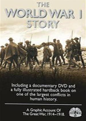 The World War 1 Story Online DVD Rental