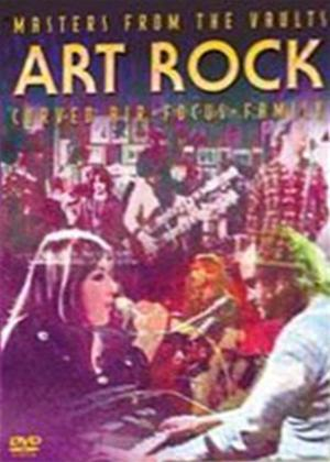 Masters from the Vault: Art Rock Online DVD Rental