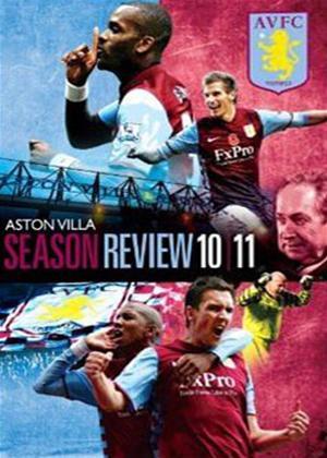 Aston Villa: End of Season Review 2010/2011 Online DVD Rental