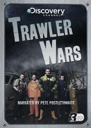 Rent Discovery Channel: Trawler Wars Online DVD Rental