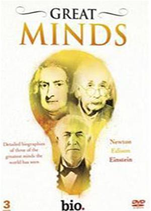 Rent Great Minds: Newton, Edison, Einstein Online DVD Rental