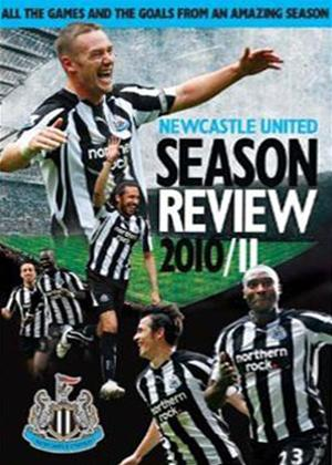 Rent Newcastle United: End of Season Review 2010/2011 Online DVD Rental
