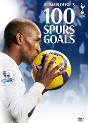 Tottenham Hotspur FC: Jermain Defoe's 100 Spurs Goals Online DVD Rental