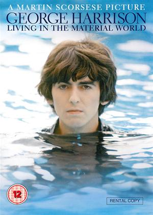 George Harrison: Living in the Material World Online DVD Rental