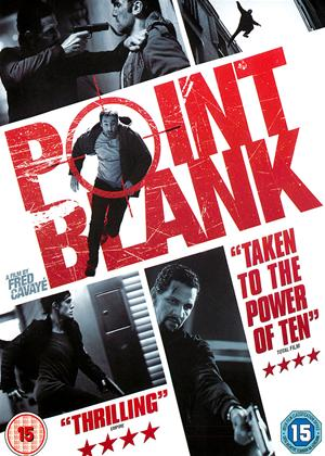 Point Blank Online DVD Rental