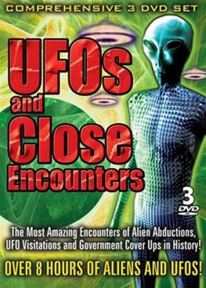 UFOs and Close Encounters Online DVD Rental
