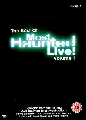 Rent Most Haunted: The Best of Most Haunted Live!: Vol.1 Online DVD Rental