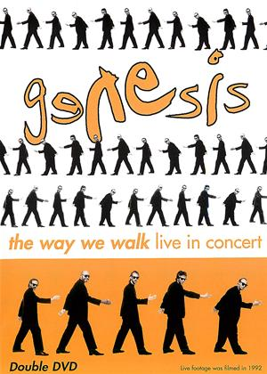 Rent Genesis: The Way We Walk: Live in Concert Online DVD Rental