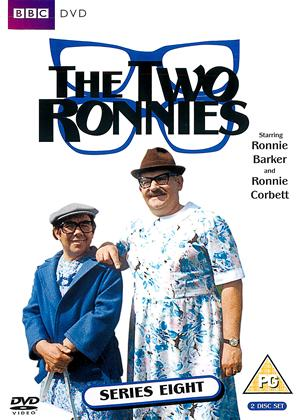 The Two Ronnies: Series 8 Online DVD Rental