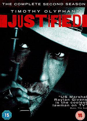 Justified: Series 2 Online DVD Rental