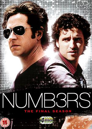 Numb3rs (Numbers): Series 6 Online DVD Rental