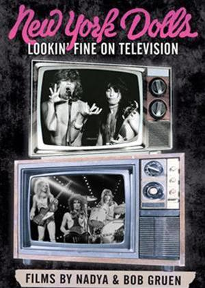 New York Dolls: Lookin' Fine on Television Online DVD Rental