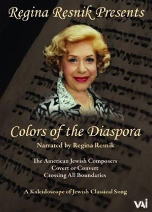 Colours of the Diaspora: A Kaleidoscope of Jewish Classical Song Online DVD Rental