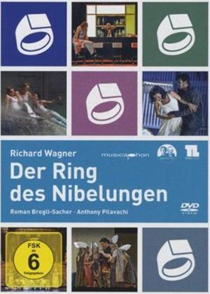 Rent Der Ring Des Nibelungen: Theater Lubeck (Brogli-Sacher) Online DVD Rental
