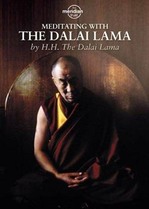 Rent H.H. the Dalai Lama: Meditating with the Dalai Lama Online DVD Rental