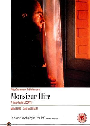 Monsieur Hire Online DVD Rental