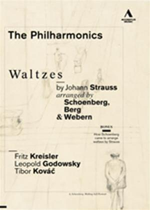 Rent The Philharmonics: Waltzes by Johann Strauss Online DVD Rental