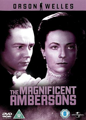 Rent The Magnificent Ambersons Online DVD Rental