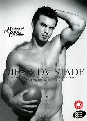 Making of the 2006 Calendar: Dievx Dv Stade Online DVD Rental