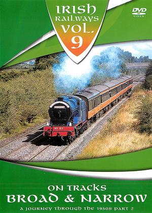Rent Irish Railways: On Tracks Broad and Narrow Online DVD Rental