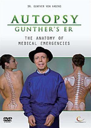 Rent Doctor Gunther: Autopsy Series Online DVD Rental