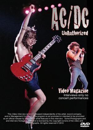 Rent AC/DC: Interviews Online DVD Rental