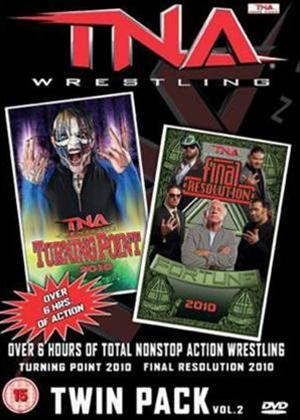 TNA Wrestling Twin Pack: Turning Point and Final Resolution 2010 Online DVD Rental