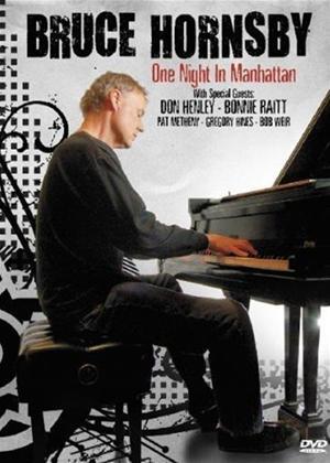 Rent Bruce Hornsby: One Night in Manhattan Online DVD Rental