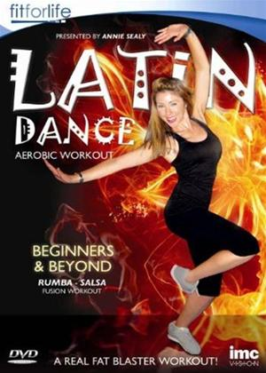 Rent Latin Dance Aerobic Workout: Beginners and Beyond Online DVD Rental