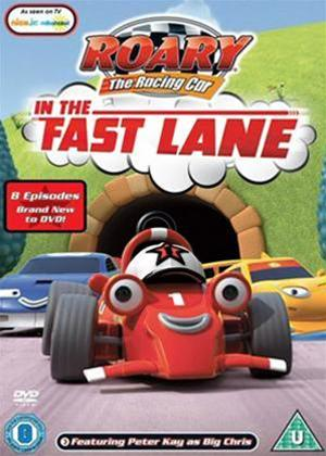 Roary the Racing Car: In the Fast Lane Online DVD Rental