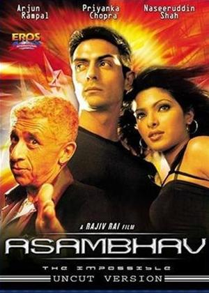 Rent Asambhav Online DVD Rental
