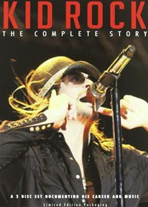 Kid Rock: The Complete Story Online DVD Rental