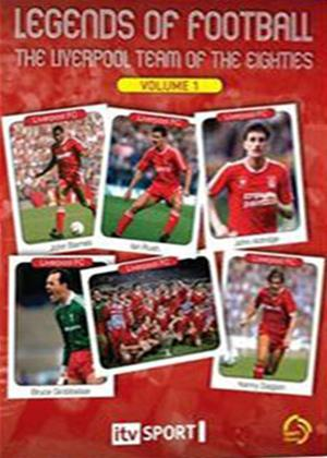 Liverpool FC: Legends of Football: Vol.1 Online DVD Rental