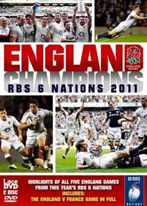 England Champions: RBS 6 Nations 2011 Online DVD Rental