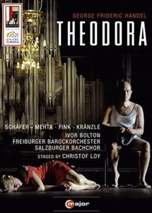 Theodora: Salzburg Festival Online DVD Rental