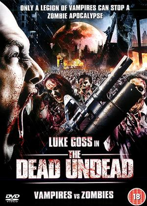 Rent The Dead Undead Online DVD Rental