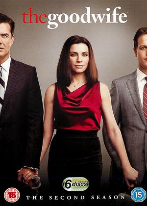 Rent The Good Wife: Series 2 Online DVD Rental