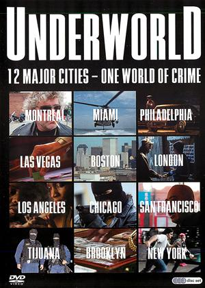 Rent Underworld: 12 Major Cities: One World of Crime Online DVD Rental