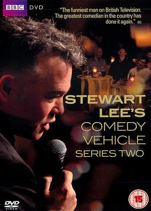 Rent Stewart Lee's Comedy Vehicle: Series 2 Online DVD Rental