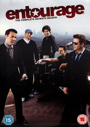 Entourage: Series 7 Online DVD Rental
