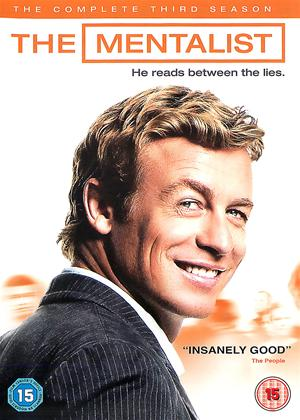 Rent The Mentalist: Series 3 Online DVD Rental