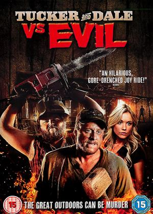 Tucker and Dale vs. Evil Online DVD Rental