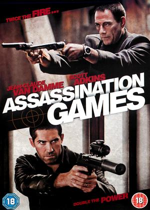 Assassination Games Online DVD Rental