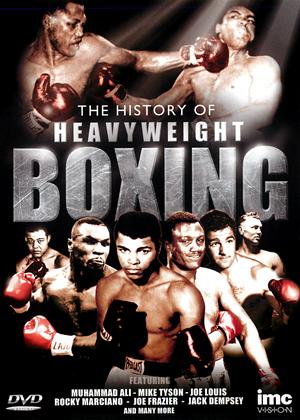 The History of Heavy Weight Boxing Online DVD Rental